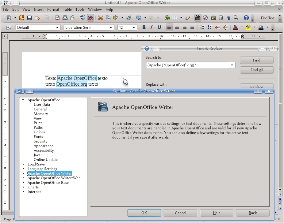 La marca Apache OpenOffice sustituye a OpenOffice.org