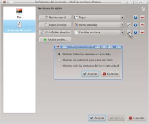 KDE-AccionesRatón