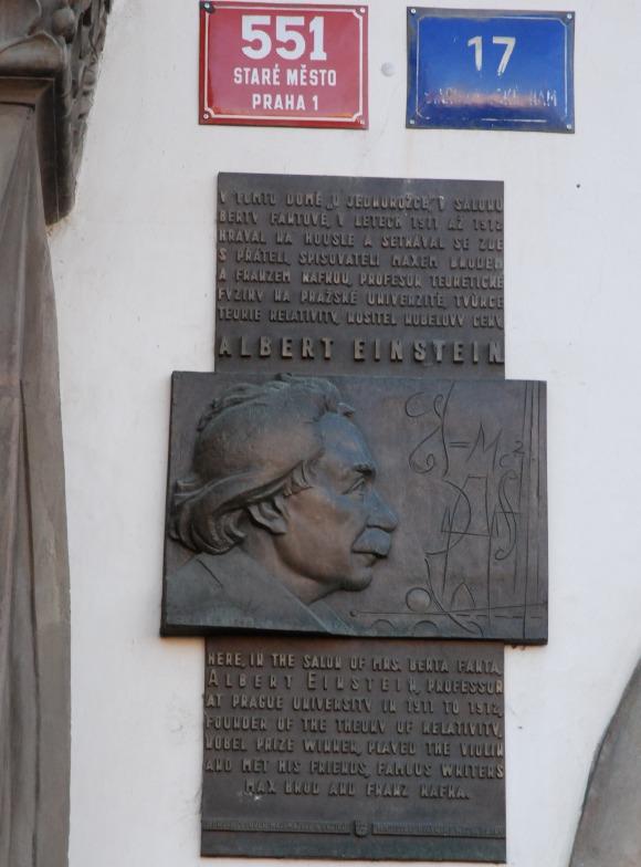 Praga-Einstein