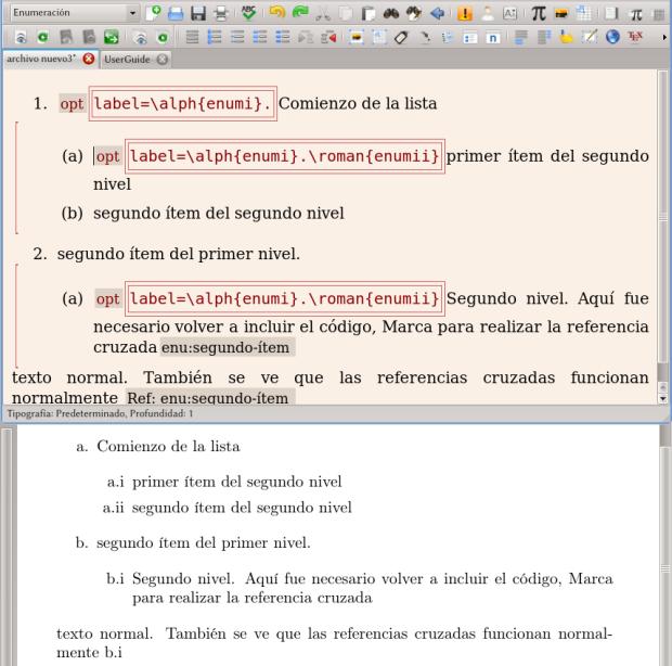 LyX-enumitem-ejemplo1