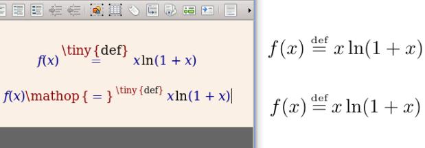 LyX-mathed