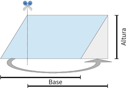 Medida-paralelogramo