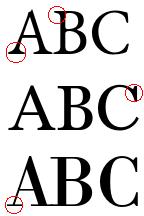 serifas