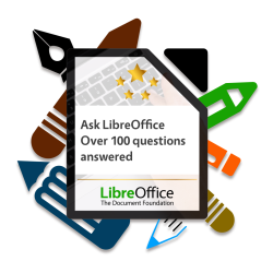 LibreOffice Badge